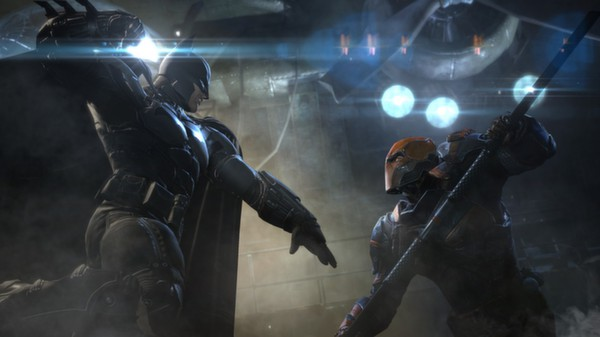 Batman™:ArkhamOrigins スクリーンショット5