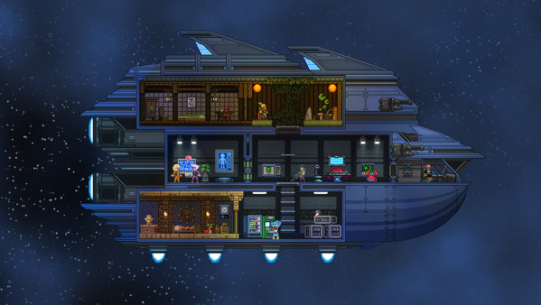 Starbound スクリーンショット2