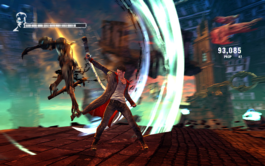 DmC:DevilMayCry スクリーンショット3