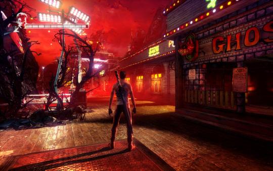DmC:DevilMayCry スクリーンショット6