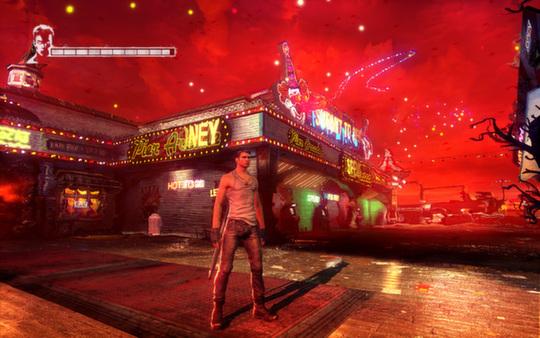 DmC:DevilMayCry スクリーンショット1