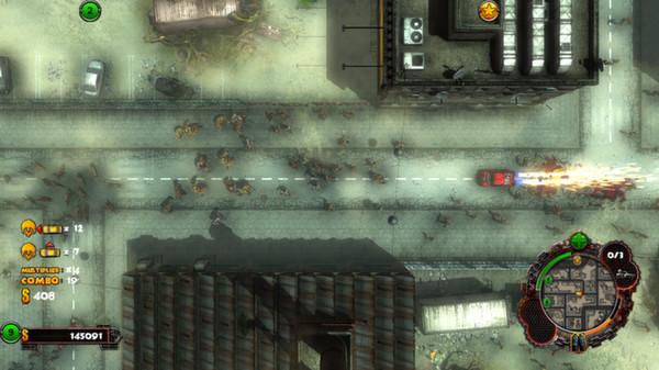 ZombieDriverHD スクリーンショット25
