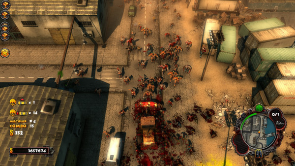 ZombieDriverHD スクリーンショット14
