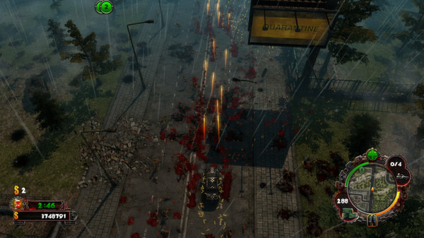 ZombieDriverHD スクリーンショット15
