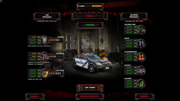 ZombieDriverHD スクリーンショット8