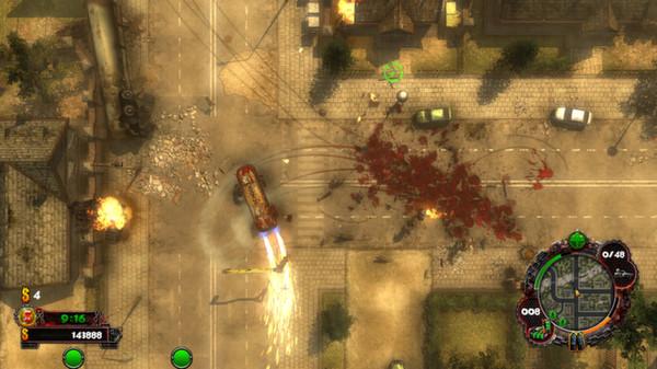 ZombieDriverHD スクリーンショット9