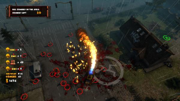 ZombieDriverHD スクリーンショット2