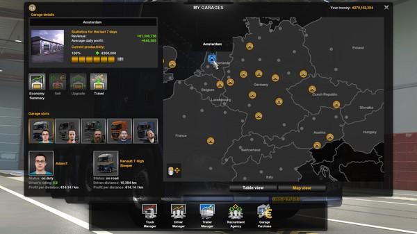 EuroTruckSimulator2 スクリーンショット11