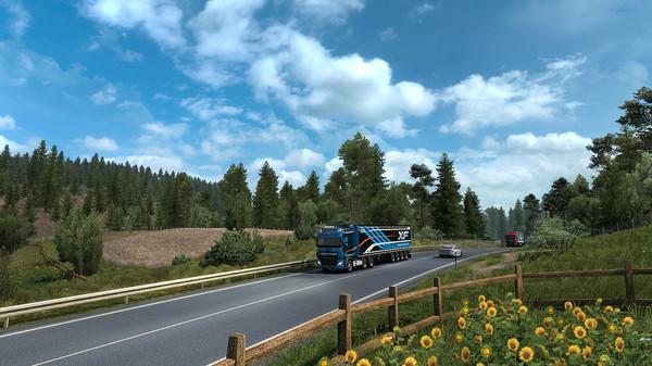 EuroTruckSimulator2 スクリーンショット2