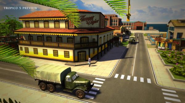 Tropico5 スクリーンショット6