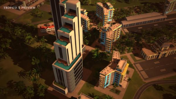Tropico5 スクリーンショット8