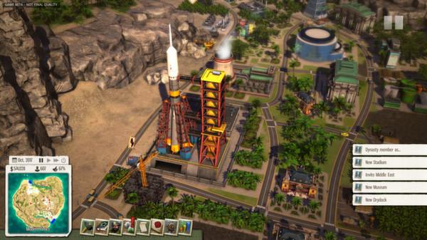 Tropico5 スクリーンショット2