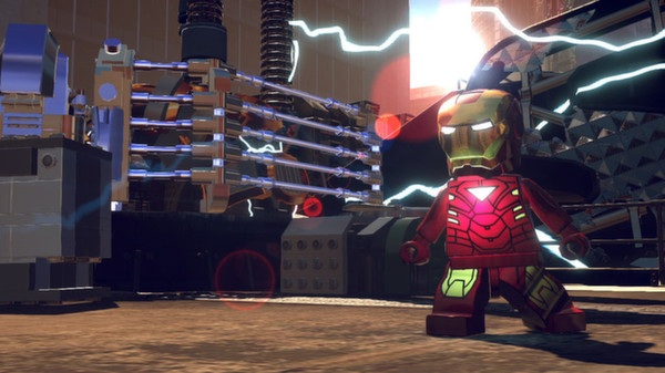 LEGO®Marvel™SuperHeroes スクリーンショット1