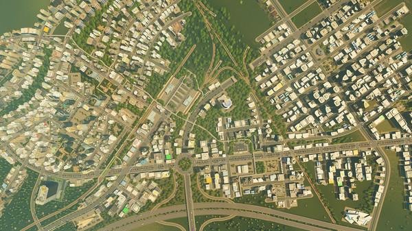 Cities:Skylines スクリーンショット10
