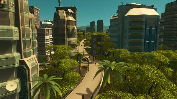 Cities:Skylines スクリーンショット3