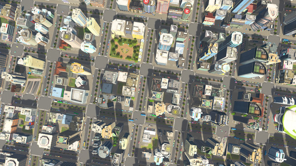 Cities:Skylines スクリーンショット4