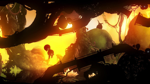 BADLAND:GameoftheYearEdition スクリーンショット1