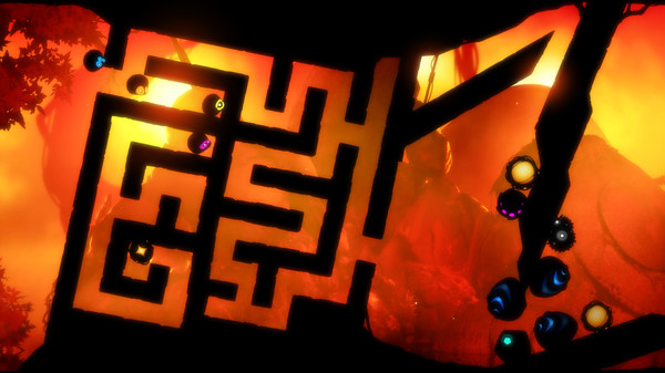 BADLAND:GameoftheYearEdition スクリーンショット2