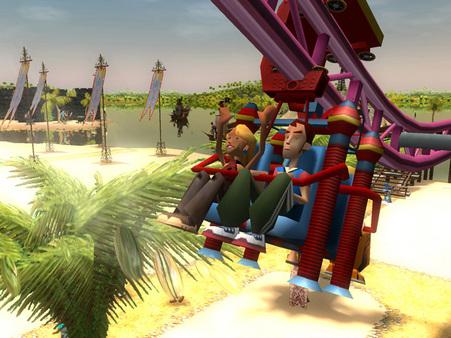 RollerCoasterTycoon®3:Platinum スクリーンショット1