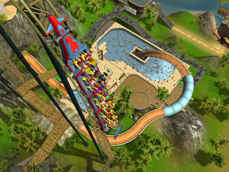RollerCoasterTycoon®3:Platinum スクリーンショット4