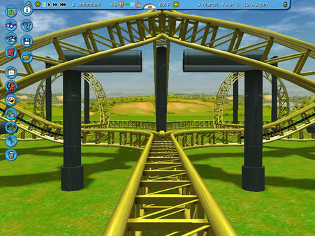 RollerCoasterTycoon®3:Platinum スクリーンショット5