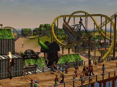 RollerCoasterTycoon®3:Platinum スクリーンショット6