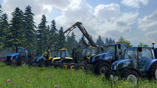 FarmingSimulator15 スクリーンショット2