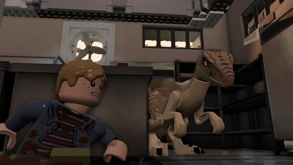 LEGO®JurassicWorld スクリーンショット1