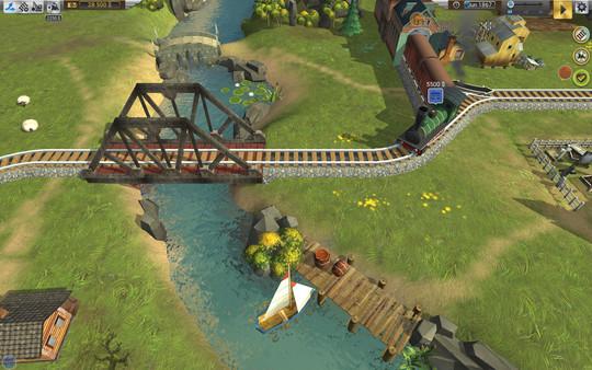 TrainValley スクリーンショット5
