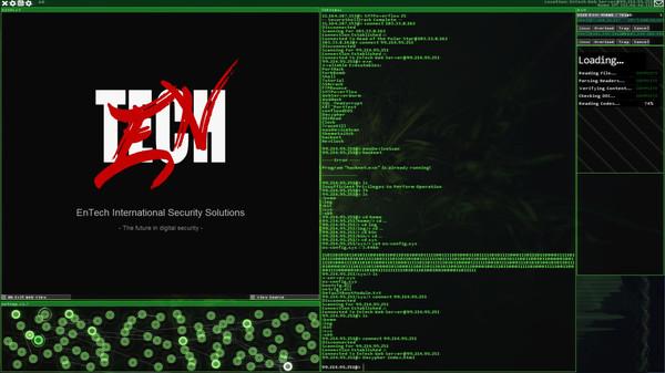 Hacknet スクリーンショット4