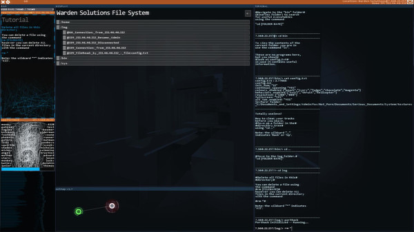 Hacknet スクリーンショット3