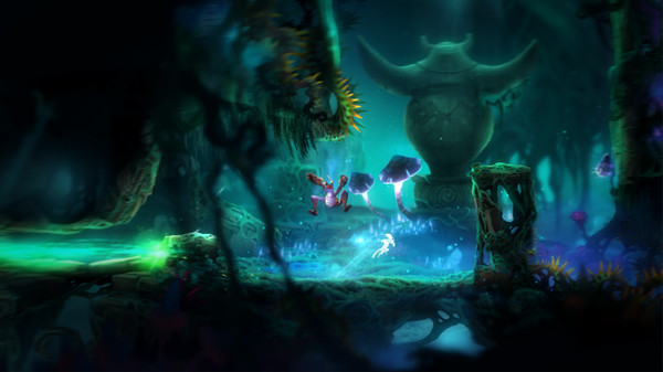 OriandtheBlindForest:DefinitiveEdition スクリーンショット11