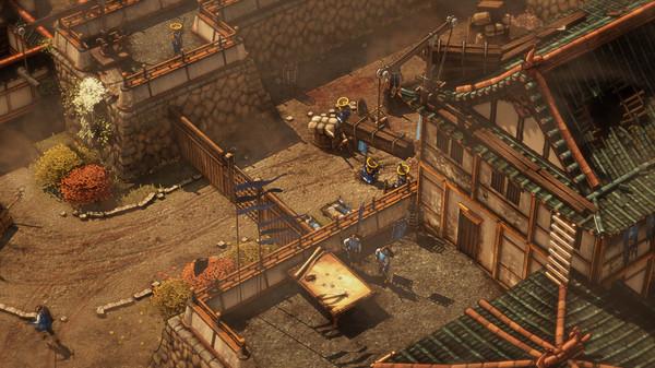 ShadowTactics:BladesoftheShogun スクリーンショット7