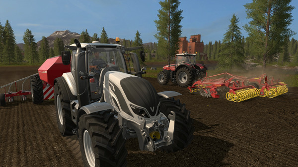 FarmingSimulator17 スクリーンショット1