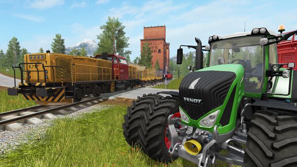 FarmingSimulator17 スクリーンショット3
