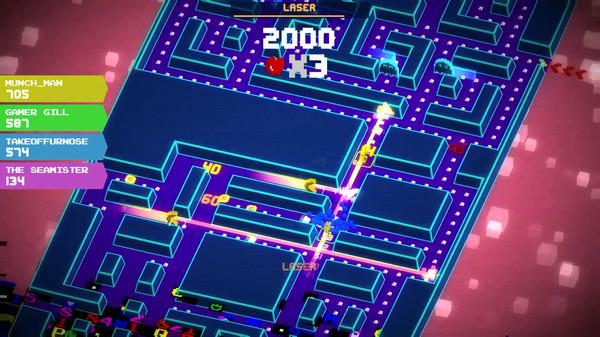 PAC-MAN256 スクリーンショット5