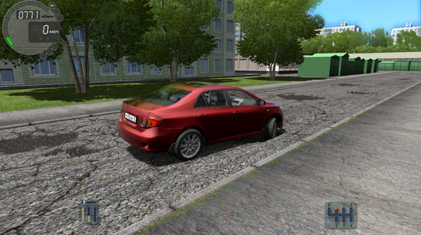 CityCarDriving スクリーンショット28