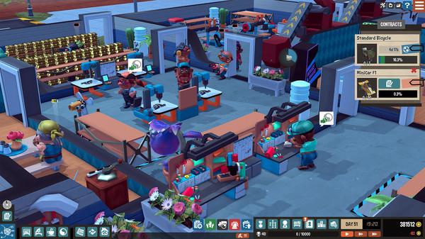 LittleBigWorkshop スクリーンショット10