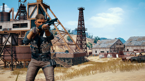 PLAYERUNKNOWN'SBATTLEGROUNDS スクリーンショット16