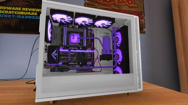 PCBuildingSimulator スクリーンショット1