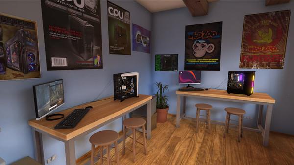 PCBuildingSimulator スクリーンショット2