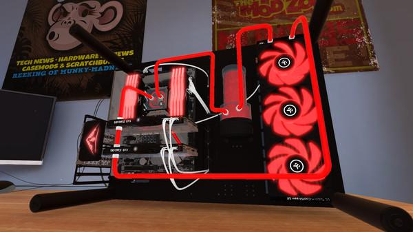 PCBuildingSimulator スクリーンショット3