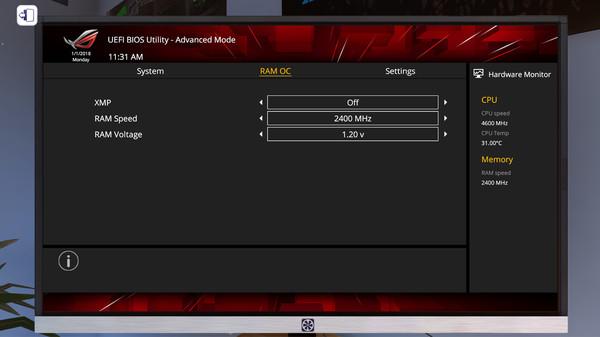 PCBuildingSimulator スクリーンショット5