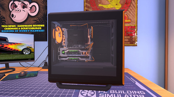 PCBuildingSimulator スクリーンショット9