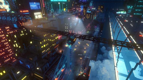 Cloudpunk スクリーンショット5