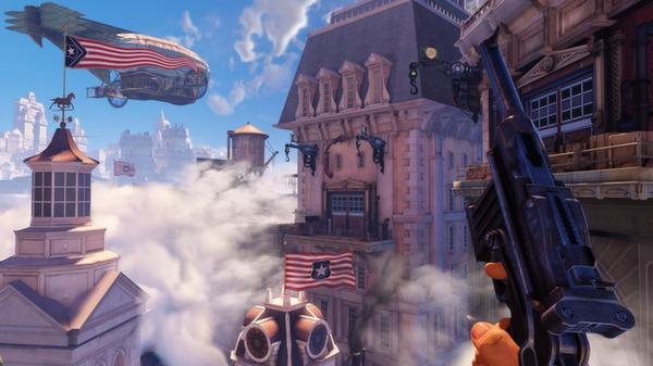 BioShockInfinite スクリーンショット4
