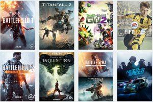 Origin:アクションゲームが最大60%オフ!BF1・TF2・SWBF・ミラーズエッジなどが対象